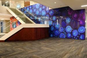 Mural at Mariner Holdings