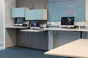 Adjustable-Height Desks