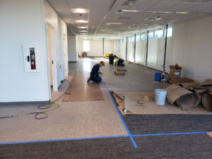 Floor Working